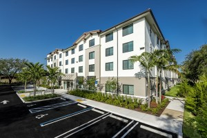 1 Bedroom Affordable Senior Apartments in West Palm Beach, FL - Exterior